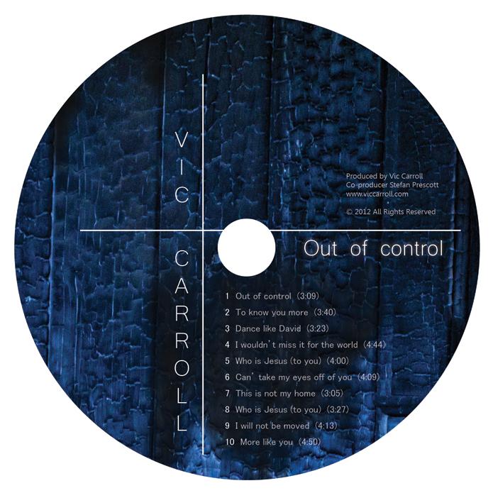 CD/Booklet Design